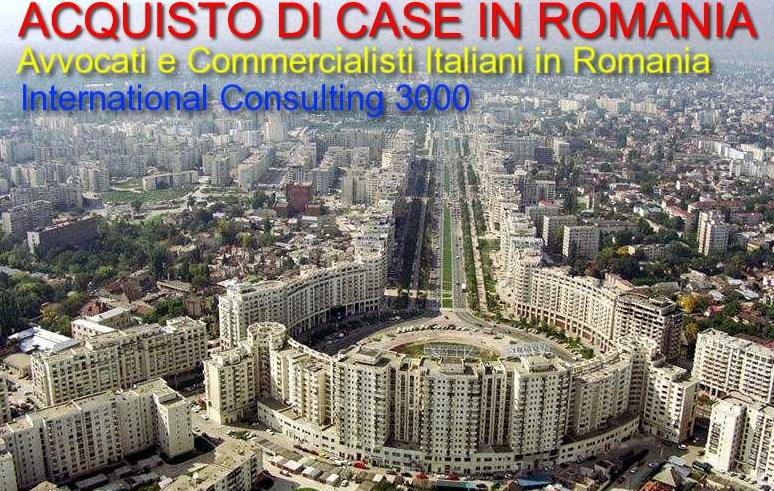 Investire in romania 2018 costituzione societ limitata for Acquisto casa milano