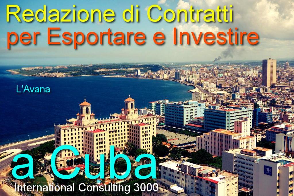 Esportare a cuba