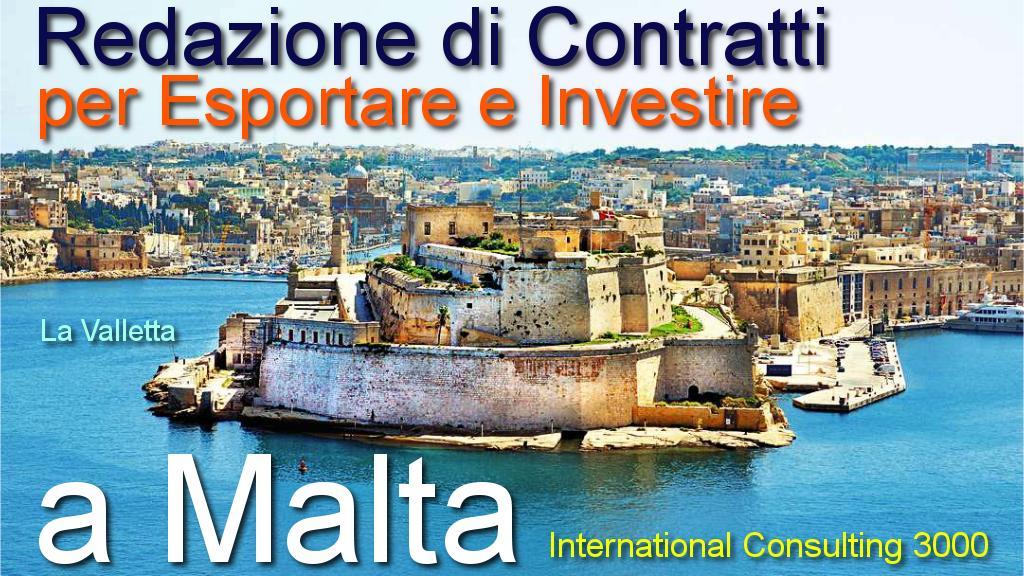 Esportare a malta 2018 contratto modello - Agenzia immobiliare a malta ...